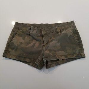 HURLEY Camo Shorts